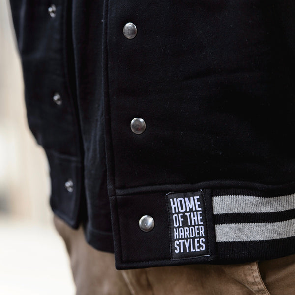 All Star Varsity Jacket life of the Harder Styles