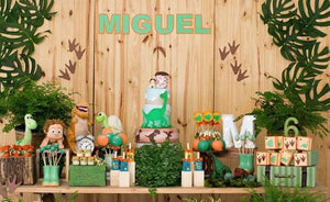 The good Dinosaur Party idea! - Miguel's birthday