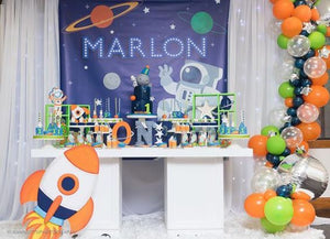 Out of Space 1st Birthday Party Idea!