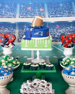 SuperBowl party ideas! - Felipe's birthday