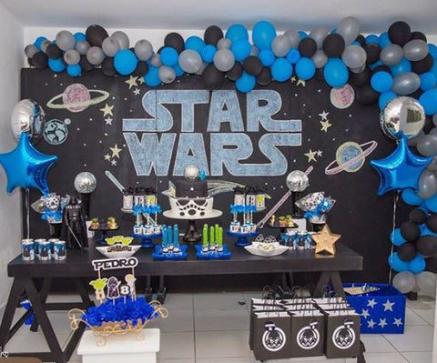 Star Wars party Idea - Pedro's 8th birthday