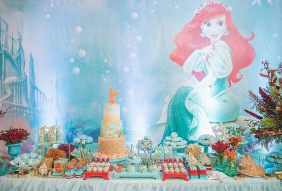 Mermaid party ideas! - Livia's birthday