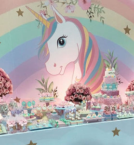 Whimsical Unicorn Birthday party ideas!