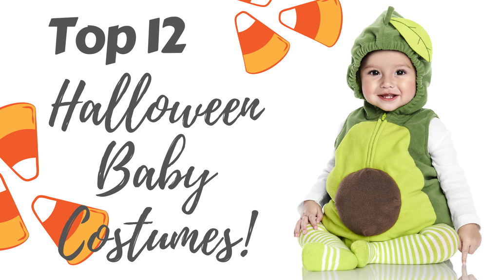 Best Halloween Baby Costumes 2018! - Top 12 Costumes for baby boys!