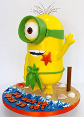 the party project blog, minion cake ideas