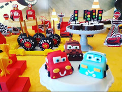 THE PARTY PROJECT | Cars party ideas - chocolate treats!