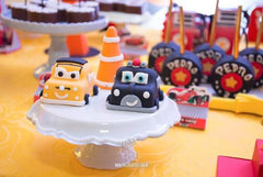 THE PARTY PROJECT | Cars birthday party treats!