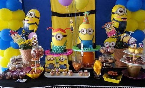 THE PARTY PROJECT | Blog - Minions party ideas Minion cake girl and boy