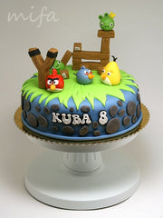 Cake design by Mifa.