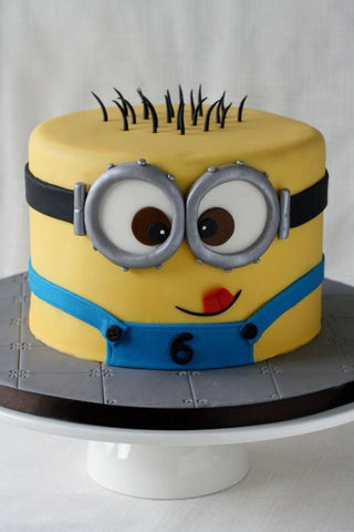 Minion cake ideas blog - The party project