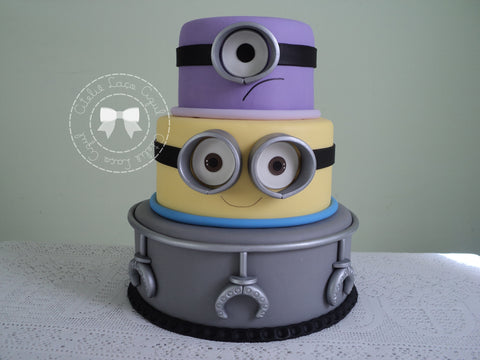 The party project best minion cake ideas blog