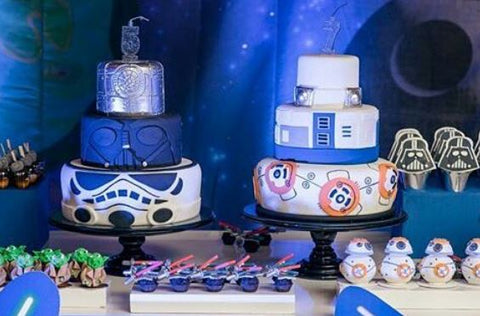 Star Wars party - Cake idea by thepartyproject.us