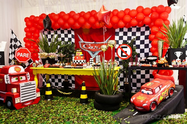 The Party Project | Cars candy bar