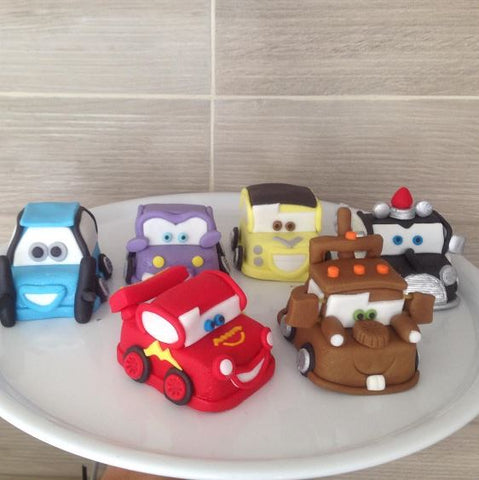 THE PARTY PROJECT | Cars 3 birthday party treats