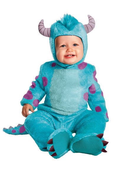 Sulley Baby Costume