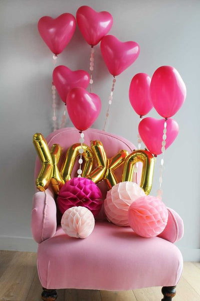 The Party Project Blog - Valentine's day decoration ideas, gifts, surprises!