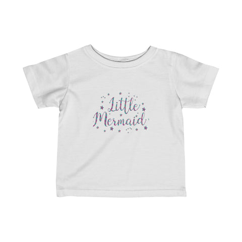Glitter Scale Baby T-shirt | Birthday Gift!