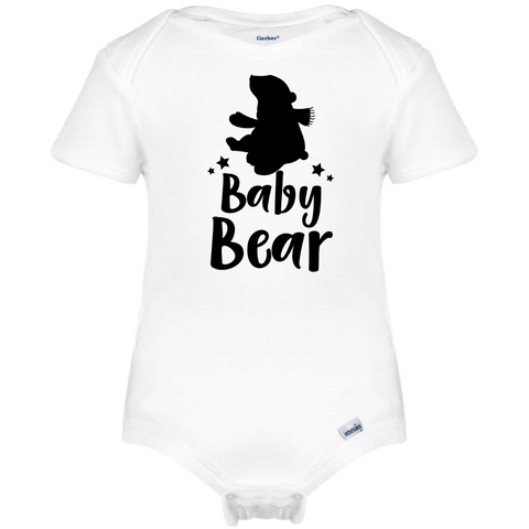 Baby Bear Baby Onesie®, Hipster Baby Clothes