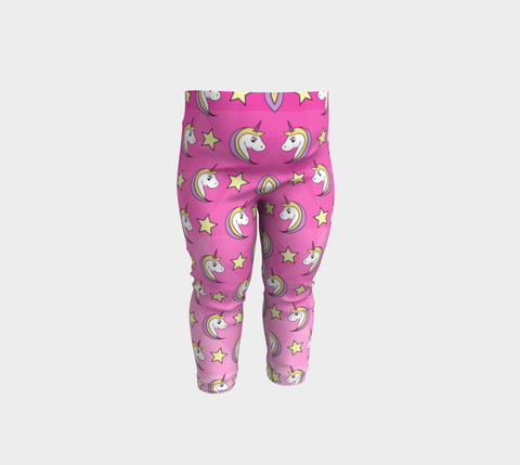 Baby Girl Pants - Newborn Girl Pants - Baby Leggings - Newborn Leggings - Baby Shower Gift - Birthday Gift - Unicorn Pants - Baby Girl Leggings - Baby Unicorn pants - Toodler Girl Leggings!