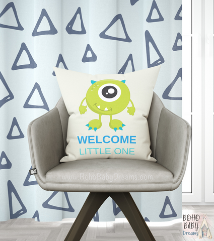 Welcome Little one pillow | Newborn Gift!