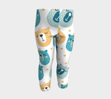 Bear Party | Girls Fashion | Kids Leggings |  Baby Bear Outfit