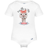 Too Fly to Fly Baby  Onesie®, Farm Baby Clothes