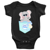 Little Peanut Baby Bodysuit | Elephant Baby Outfit!