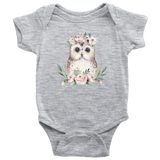 Boho Baby Clothes - Boho Baby Girl clothes - Boho Baby Boy -  Boho Baby Girl -  Boho Baby Bodysuit - Boho Baby Romper - Deer Baby Bodysuit - Baby Girl Romper - Baby Boy Romper - Baby Romper - Animals Boho - Birthday Outfit