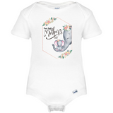 Our First Mother Day Baby Onesie®, Elephant Girl Baby Clothes!