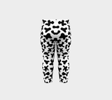 Black Cow Baby Leggings | Birthday Gift!