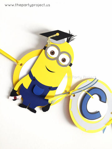 "Minions ""Congratulations"" Banner 