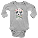 Hippie baby girl clothes - Hipster baby clothes - Raccoon Baby Clothes - Cute Raccoon - Babys First - Girls - Shower - Gift Ideas