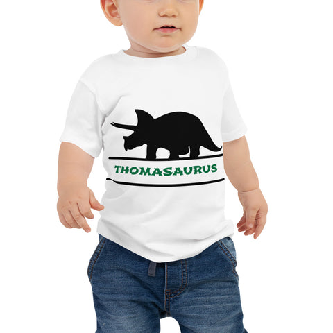 Personalized Name t-shirt, Personalized Dino Shirts, Dinosaurs Birthday, Dinosaur Monogram Baby T-shirt, Personalized Baby Gift, Name Custom Shirt, Nameasaurus Shirt