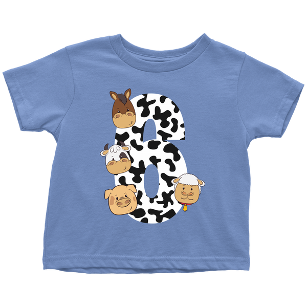 THE PARTY PROJECT | Farmhouse kids clothing - Barnyard birthday outfit!