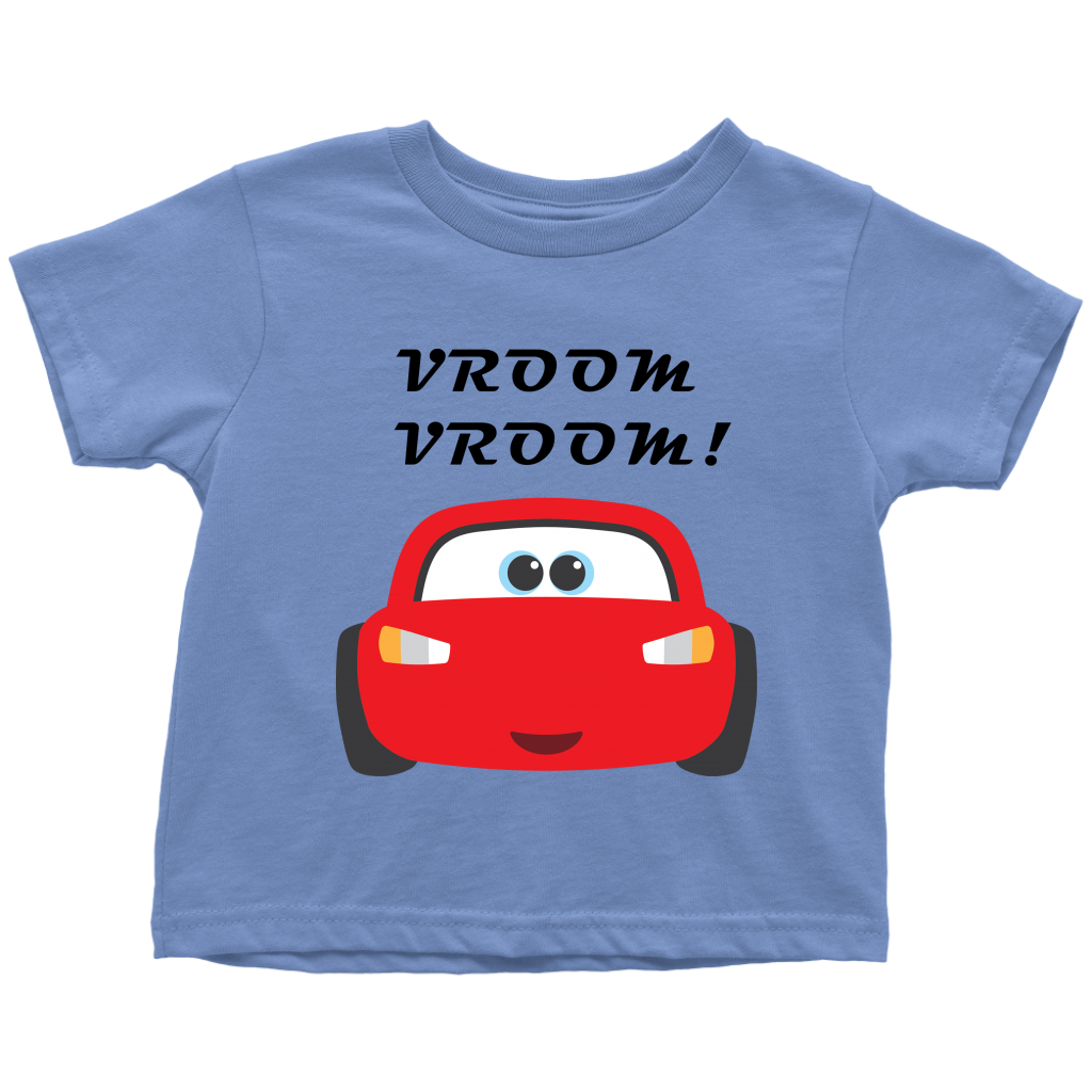THE PARTY PROJECT | Cars t-shirts | Kids birthday clothing Cars graphic tee