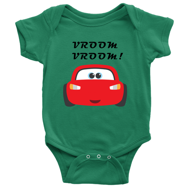 THE PARTY PROJECT | Cars baby onesie - bodysuit - birthday clothes - baby gifts!