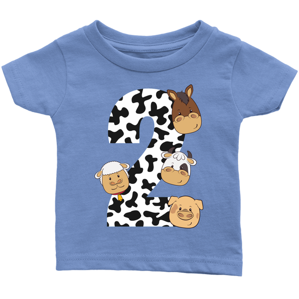 THE PARTY PROJECT | Barnyard second birthday outfit!