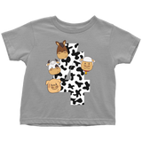 THE PARTY PROJECT | Barnyard birthday clothing - 4th birthday clothes