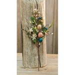Country Easter Spray - 18""