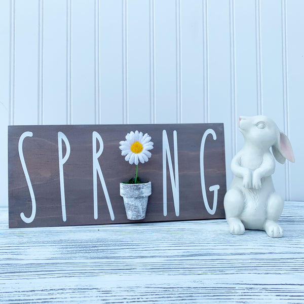 Spring Shelf Sitter DIY Kit