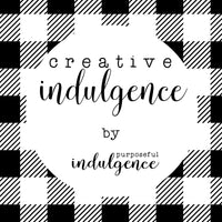 Creative Indulgence - Monthly Subscription