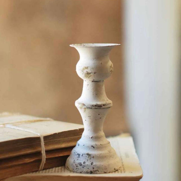 Everyday Farmhouse Chippy Candle Holder
