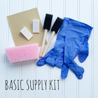 Basic Supplies for DIY