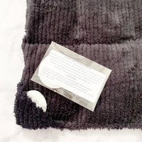 XL Chenille Aromatherapy Heating Pad - Signature Collection