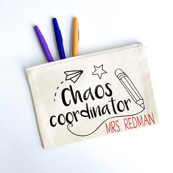 Accessory Pouch - Chaos Coordinator