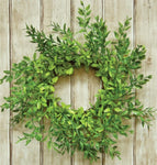 Lemon Beauty Wreath - 10""