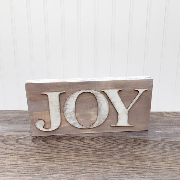 JOY Shelf Sitter DIY Kit