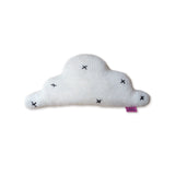 HOMELY CREATURES knitted cloud cushion