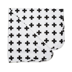 HUXBABY crosses blanket