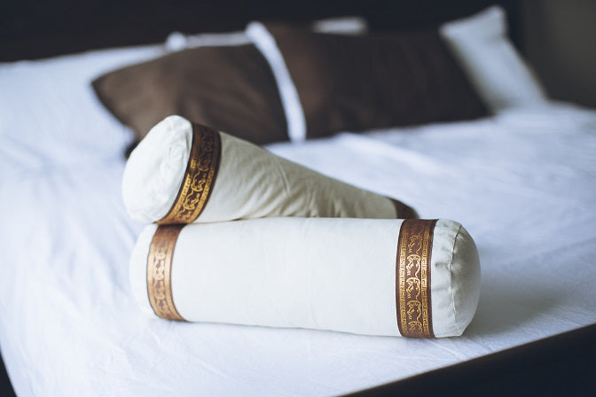 The Good Roll Pillow-2 Pack